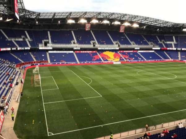 Red Bull Arena (New Jersey), secção: 214, fila: 8, lugar: 1