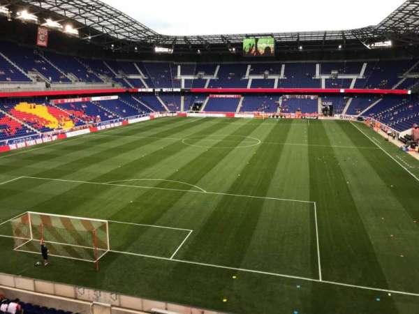 Red Bull Arena (New Jersey), secção: 217, fila: 3, lugar: 14