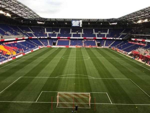 Red Bull Arena (New Jersey), secção: 218, fila: 8, lugar: 10