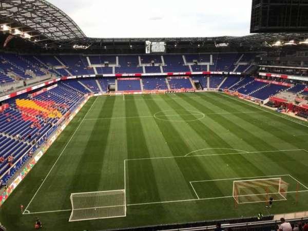 Red Bull Arena (New Jersey), secção: 219, fila: 16, lugar: 27