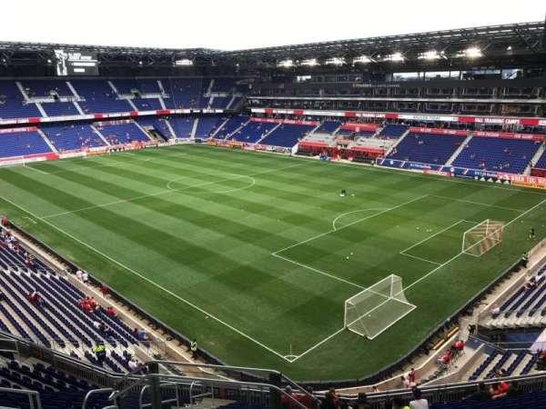 Red Bull Arena (New Jersey), secção: 221, fila: 15, lugar: 40