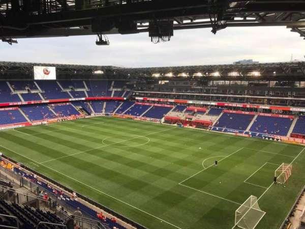 Red Bull Arena (New Jersey), secção: 222, fila: 21, lugar: 17