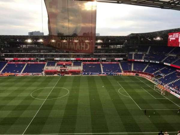 Red Bull Arena (New Jersey), secção: 225, fila: 23, lugar: 16