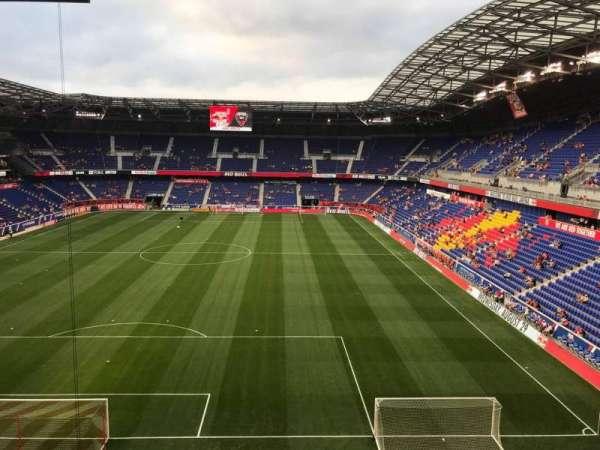 Red Bull Arena (New Jersey), secção: 233, fila: 10, lugar: 23