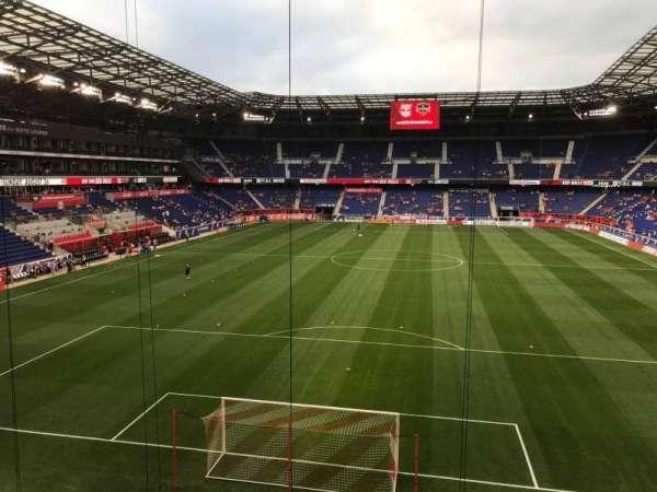 Red Bull Arena (New Jersey), secção: 201, fila: 1, lugar: 1