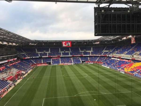 Red Bull Arena (New Jersey), secção: 202, fila: 15, lugar: 18