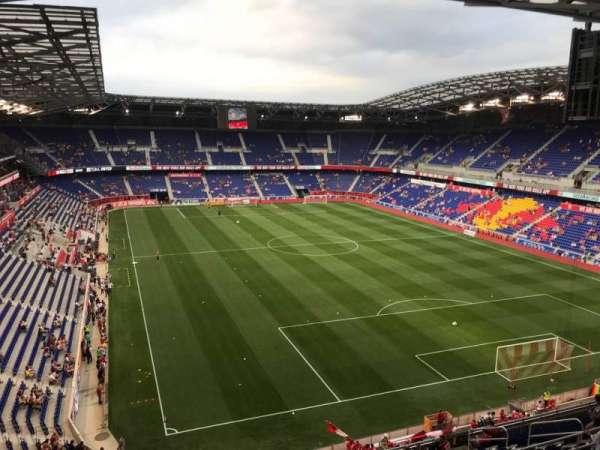 Red Bull Arena (New Jersey), secção: 203, fila: 18, lugar: 28