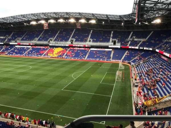Red Bull Arena (New Jersey), secção: 206, fila: 10, lugar: 5