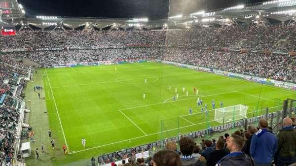 Stadion Wojska Polskiego, secção: 222, fila: 14, lugar: 11