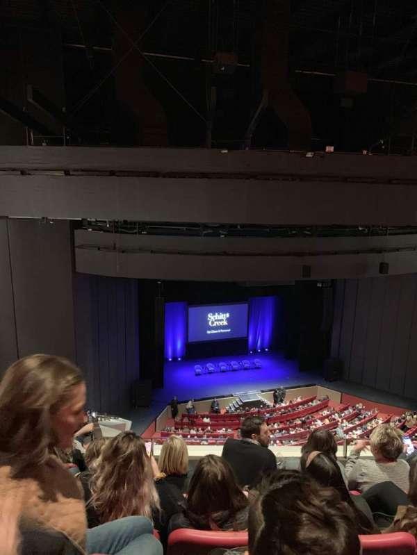 Andrew Jackson Hall, secção: Balcony, fila: W, lugar: 55