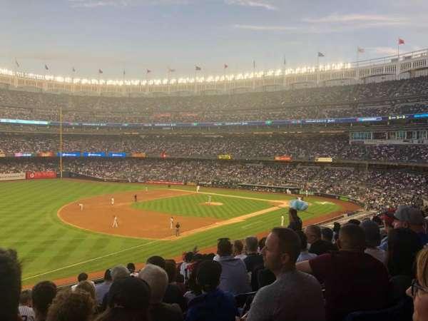 Yankee Stadium, secção: 228, fila: 10, lugar: 13