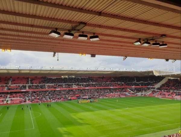 Riverside Stadium, secção: 45, fila: 31, lugar: 210