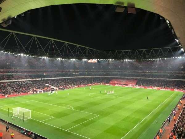 Emirates Stadium, secção: 119, fila: 2, lugar: 793