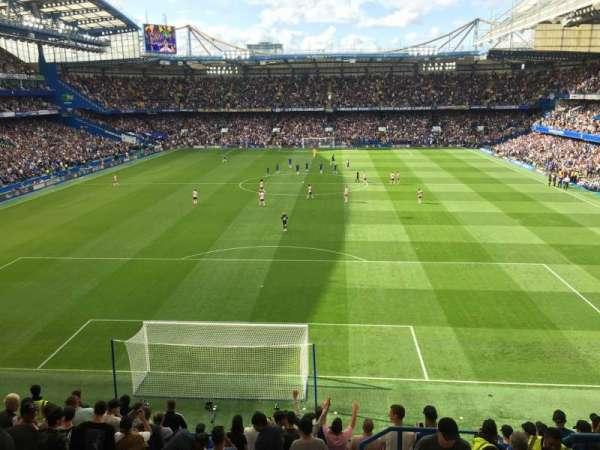 Stamford Bridge, secção: Shed End Upper 4, fila: 13, lugar: 132