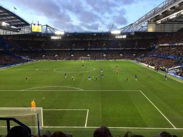 Stamford Bridge, secção: Shed End Upper 3, fila: 9, lugar: 122