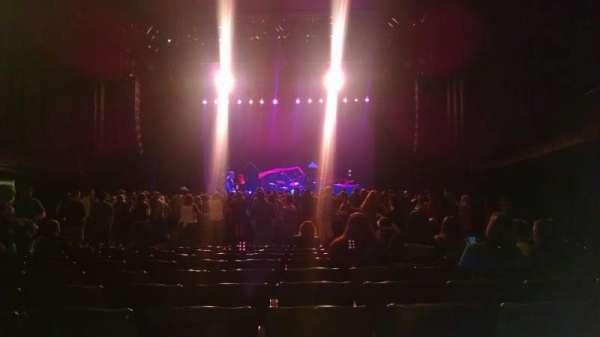 Brady Theater, secção: C, fila: W, lugar: 5