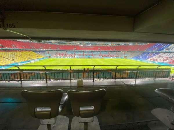 Allianz Arena, secção: 165, fila: WC, lugar: WC