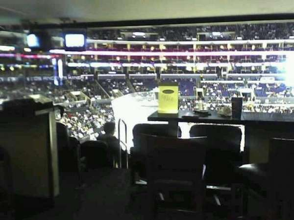 Staples Center, secção: Suite A15