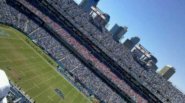 Nissan Stadium, secção: 311, fila: r, lugar: 31