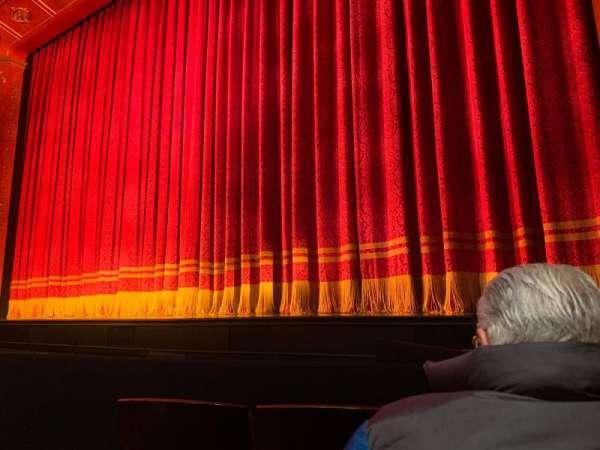 Marquis Theatre, secção: Orchestra R, fila: C, lugar: 6