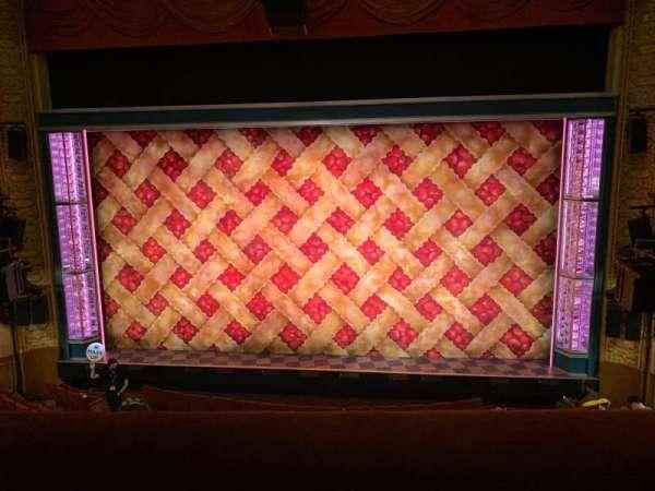 Ethel Barrymore Theatre, secção: Front Mezzanine C, fila: A, lugar: 111