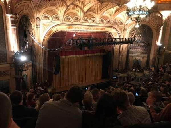 Orpheum Theatre (Los Angeles), secção: BALC, fila: Q, lugar: 135