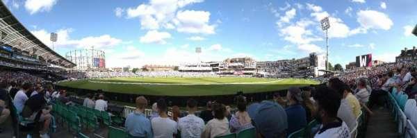 Kia Oval, secção: JM Finn Stand 8, fila: 7, lugar: 207