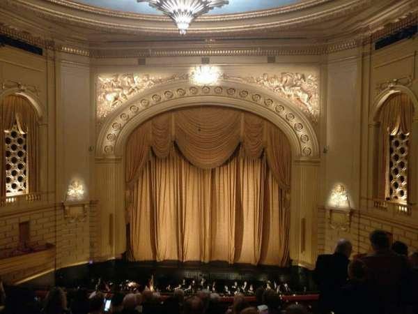 War Memorial Opera House, secção: Dress Circle Premium Front, fila: B, lugar: 108