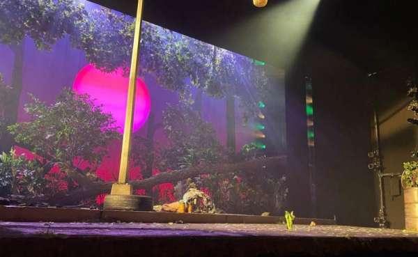 August Wilson Theatre, secção: Orchestra C, fila: A, lugar: 112