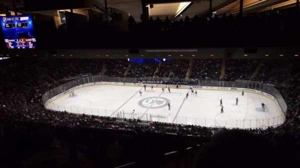 Madison Square Garden, secção: 226, fila: 22, lugar: 1