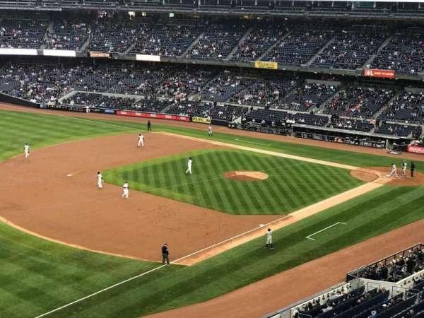 Yankee Stadium, secção: Suite 60, fila: A, lugar: 1