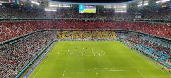 Allianz Arena, secção: 339, fila: 4, lugar: 1