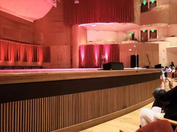 Joseph Meyerhoff Symphony Hall, secção: Orchestra Left, fila: C, lugar: 13 - 15
