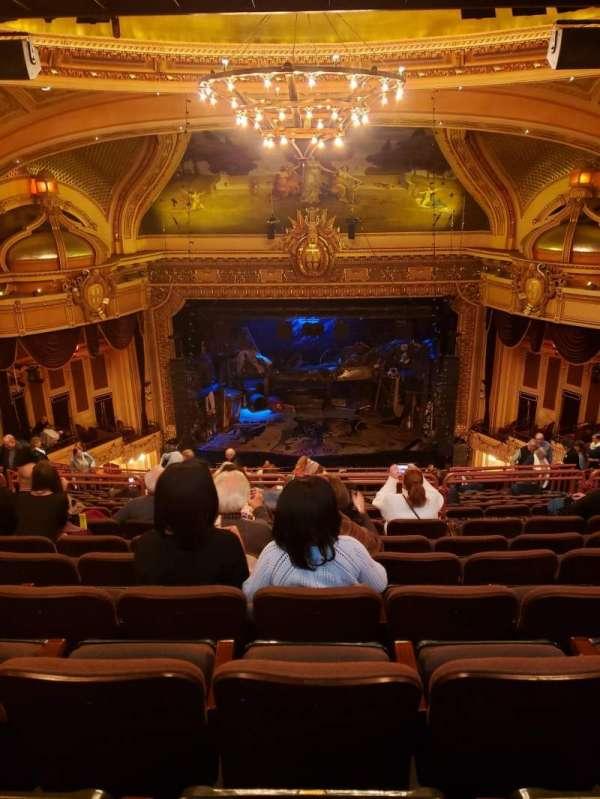 Hippodrome Theatre, secção: Center Upper Balcony, fila: S, lugar: 310 - 311