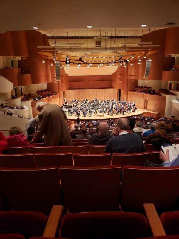 Joseph Meyerhoff Symphony Hall, secção: Grand Tier Center Left, fila: J, lugar: 119