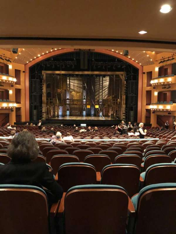 Procter And Gamble Hall at the Aronoff Center, secção: Orchestra rear, fila: Z, lugar: 213