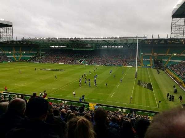 Celtic Park, secção: 201, fila: NN, lugar: 30