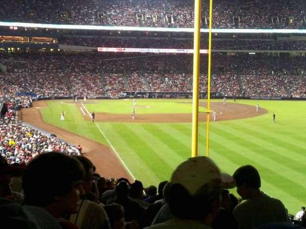 Turner Field, secção: 229