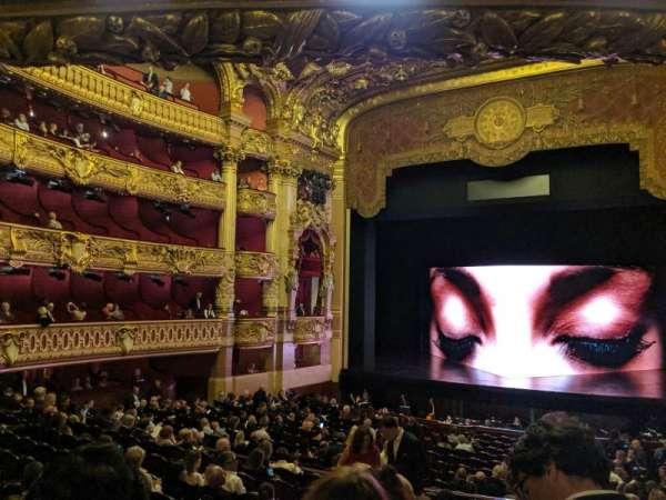 Opera Garnier Paris, secção: 32-36, fila: 3, lugar: 20