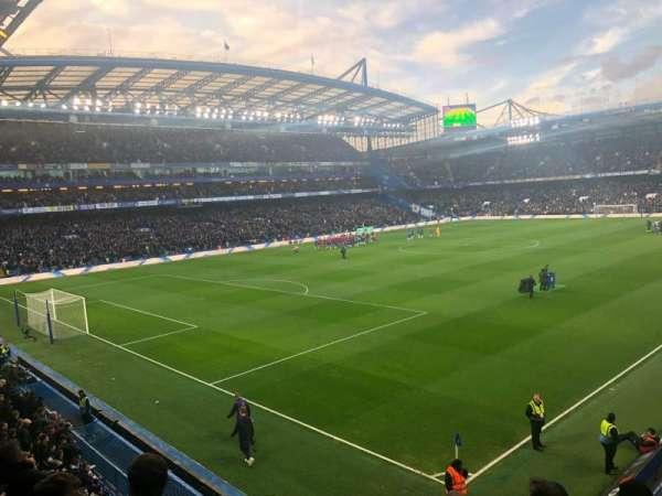 Stamford Bridge, secção: Shed End Upper 1, fila: 5, lugar: 35