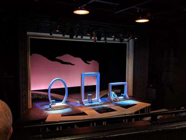 Barrington Stage Company, secção: Mezzanine, fila: BB Left
