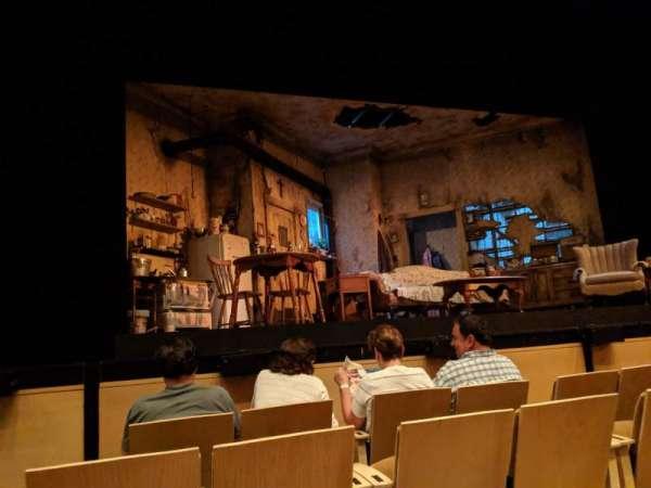 Williamstown Theatre Festival, secção: Orchestra, fila: C, lugar: 113