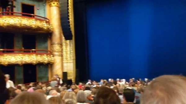 Emerson Colonial Theatre, secção: Orchestra C, fila: S, lugar: 105