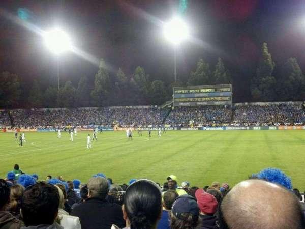 Stevens Stadium, secção: 118, fila: 8, lugar: 2