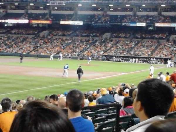 Oriole Park at Camden Yards, secção: 66, fila: 16, lugar: 7