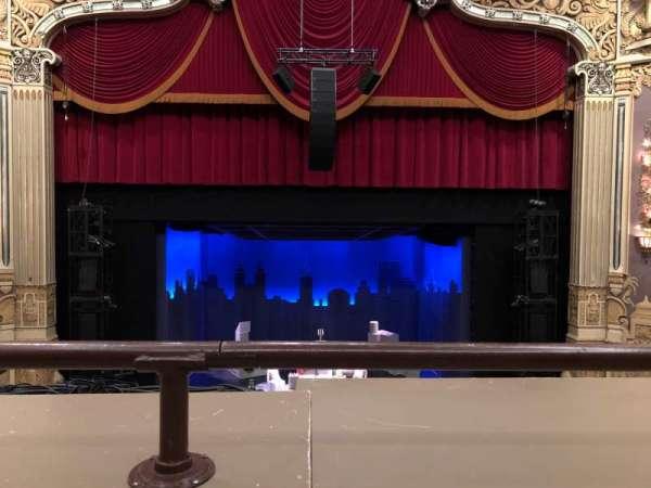 Nederlander Theatre (Chicago), secção: Loge Center, fila: A , lugar: 304