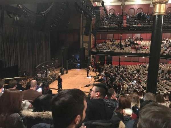 Massey Hall, secção: LSB, fila: G, lugar: 5