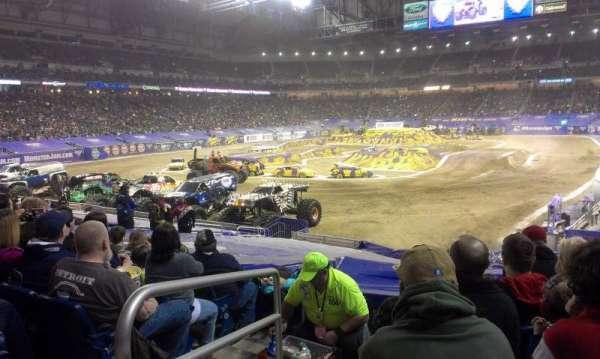 Ford Field, secção: 141, fila: 20, lugar: 1