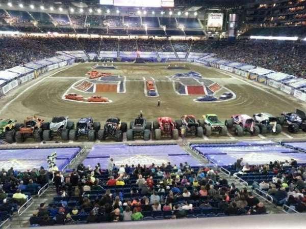 Ford Field, secção: 242, fila: 1, lugar: 26