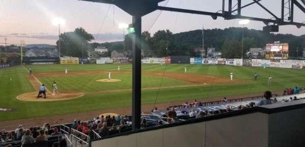 BB&T Ballpark at Historic Bowman Field, secção: 3, fila: 12, lugar: 3